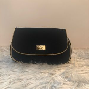 Promotional Dior perfume cosmetic bag